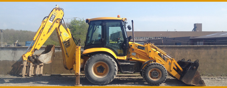 A Digger Attachment Provides Great Versatility into the Skid Steer