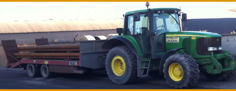 Farm Machinery & Tractor Hire